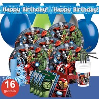 Avengers Power, Kalaspaket Deluxe 16 pers