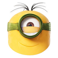 Minions Au Natural Pappmask - One size