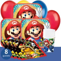 Super Mario Party, Kalaspaket Standard 8 pers